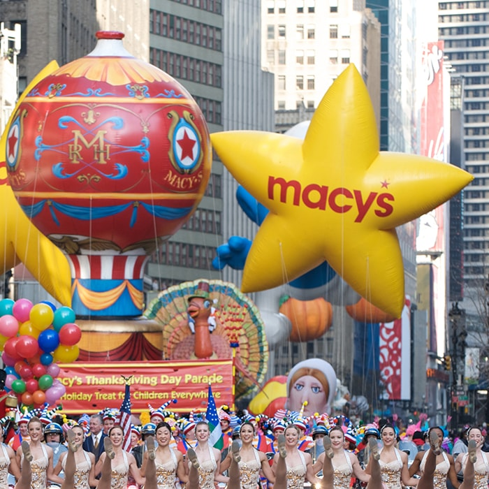 Macys Parade Experience