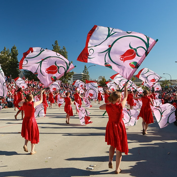Rose Parade Experience