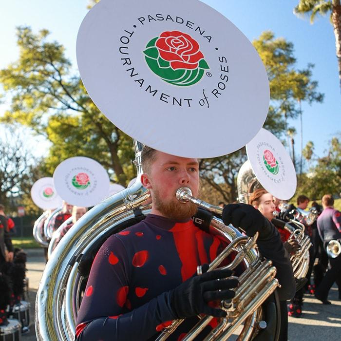 Rose Parade Performer