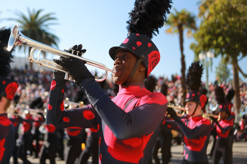 Tournament of Roses Parade Performer