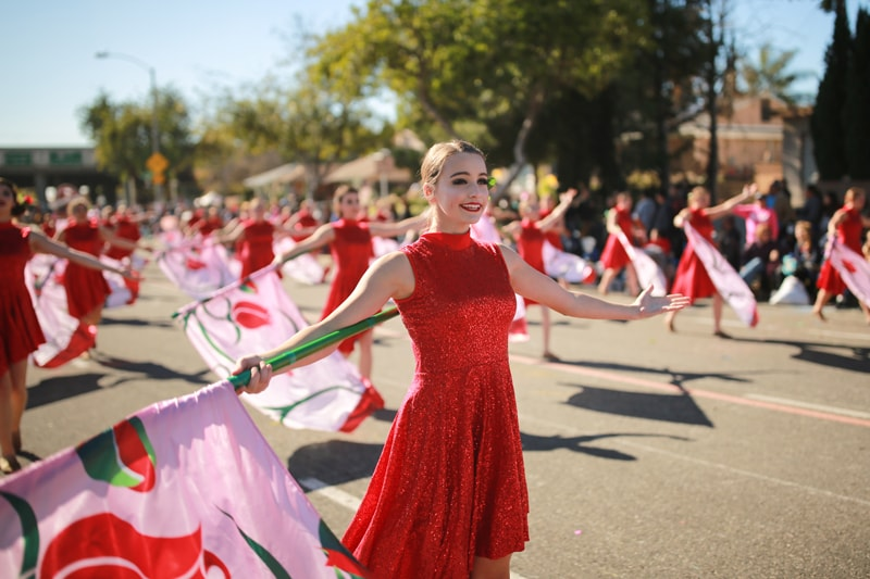 Tournament of Roses Parade Experience